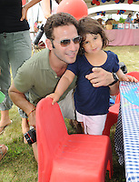 BRIDGEHAMPTON, NY - AUGUST 05: Mark Feuerstein at the 23rd annual Einstein Hamptons Family Day at the Ross School on August 5, 2012 in Bridgehampton, New York. &copy;&nbsp;mpi98/MediaPunch Inc. /NortePhoto.com<br />