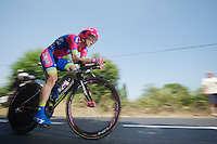 Damiano Cunego (ITA)<br /> <br /> Tour de France 2013<br /> stage 11: iTT Avranches - Mont Saint-Michel <br /> 33km