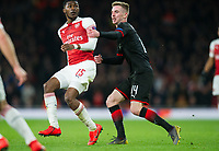 Arsenal's Ainsley Maitland-Niles during the UEFA Europa League match between Arsenal and Rennes at the Emirates Stadium, London, England on 14 March 2019. Photo by Andrew Aleksiejczuk / PRiME Media Images.