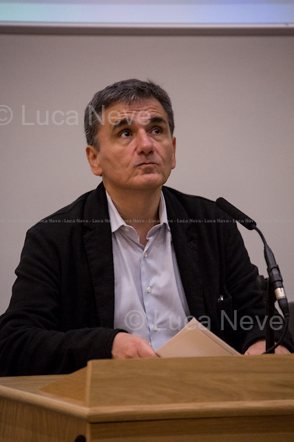 Euclid Tsakalotos.<br />