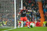 Iker Casillas leading the team