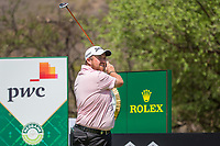 Shane Lowry (IRL) during the first round at the Nedbank Golf Challenge hosted by Gary Player,  Gary Player country Club, Sun City, Rustenburg, South Africa. 08/11/2018 <br /> Picture: Golffile | Tyrone Winfield<br /> <br /> <br /> All photo usage must carry mandatory copyright credit (&copy; Golffile | Tyrone Winfield)