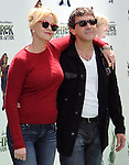 Melanie Griffith & Antonio Banderas at the  DreamWorks Animation's SHREK FOREVER AFTER L.A. Premiere held at Gibson Amphitheatre at Universal CityWalk in Universal City, California on May 16,2010                                                                   Copyright 2010  DVS / RockinExposures