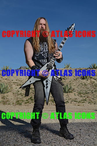 ZAKK WYLDE 2016 WILLIAM HAMES
