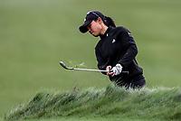 Danielle Kang.<br /> McKayson NZ Women's Golf Open, first Practice Round, Windross Farm Golf Course, Manukau, Auckland, New Zealand, Monday 25 September 2017.  Photo: Simon Watts/www.bwmedia.co.nz