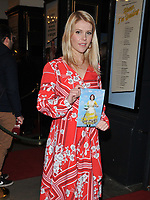 Hannah Arterton at the &quot;Home, I'm Darling&quot; press night, Duke of York's Theatre, St Martin's Lane, London, England, UK, on Tuesday 05th February 2019.<br /> CAP/CAN<br /> &copy;CAN/Capital Pictures