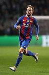 Ivan Rakitić of Barcelona  during the Champions League match at Celtic Park, Glasgow. Picture Date: 23rd November 2016. Pic taken by Lynne Cameron/Sportimage