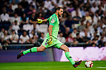 Goalkeeper Jan Oblak of Atletico de Madrid in action during their La Liga  2018-19 match between Real Madrid CF and Atletico de Madrid at Santiago Bernabeu on September 29 2018 in Madrid, Spain. Photo by Diego Souto / Power Sport Images