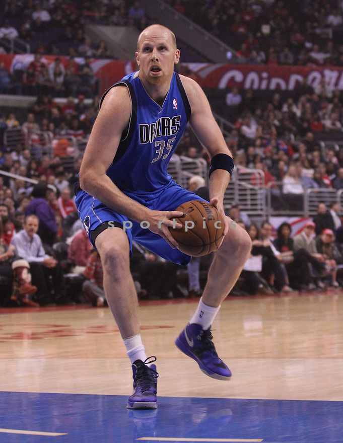 Dallas Mavericks Chris Kaman (35)
