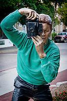 J. Seward Johnson sculpture, Key West, Florida, USA. Photo by Debi Pittman Wilkey