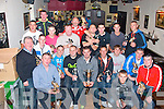 "7471-7475.Champions: Tralee side St Brendan's Pk FC had their prize night in the Slievemish bar, Tralee last Friday night after they won the Greyhound bar Tralee sponsored League and were runners up in the Premier ""A"" League..."