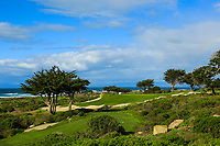 A general view of the 7th hole Shore Course, Monterey Peninsula Country Club during previews ahead of the AT&amp;T Pro-Am, Pebble Beach Golf Links, Monterey, California, USA. 06/02/2019<br /> Picture: Golffile | Phil Inglis<br /> <br /> <br /> All photo usage must carry mandatory copyright credit (&copy; Golffile | Phil Inglis)