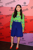 "LOS ANGELES - DEC 4:  Awkwafina at the Refinery29's ""29ROOMS"" Opening Night at the Reef on December 4, 2018 in Los Angeles, CA"