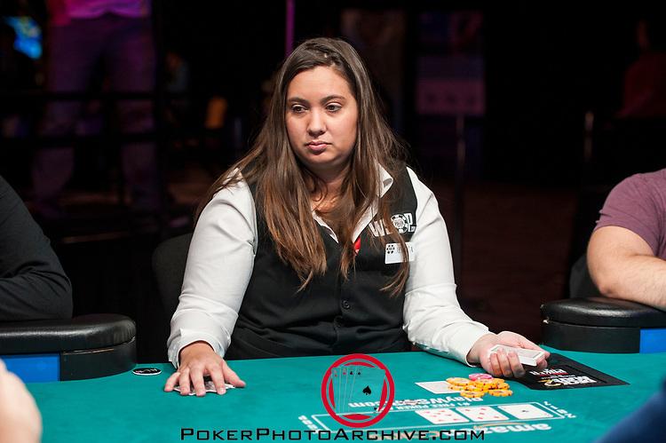 Dealer Jessica Plusko