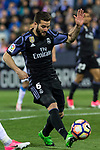 Nacho Fernandez of Real Madrid during the match of  La Liga between Club Deportivo Leganes and Real Madrid at Butarque Stadium  in Leganes, Spain. April 05, 2017. (ALTERPHOTOS / Rodrigo Jimenez)