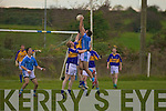 Jerry O'Sullivan (Frieries) wins over Sean Canty (Cordal)