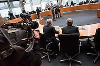 2016/02/18 Politik | 2. NSU-Untersuchungsausschuss des Deutschen Bundestag