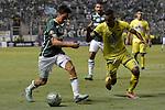 Atlético Bucaramanga eliminó a Deportivo Cali al igualar como visitante 1-1 (3-2 en el global). Cuartos de final vuelta Liga Águila II-2016.