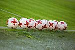 18.07.2017, Rat Verlegh Stadion, Breda, NLD, Breda, UEFA Women's Euro 2017 , <br /> <br /> im Bild | picture shows<br /> Spielbaelle der Partie Deutschland gegen Schweden, <br /> <br /> Foto &copy; nordphoto / Rauch