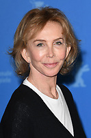 BERLIN, GERMANY - FEBRUARY 7: English actress and film producer Trudie Styler attends the International Jury photocall during the 69th Berlinale International Film Festival Berlin at the Grand Hyatt Hotel on February 7, 2018 in Berlin, Germany.<br /> CAP/BEL<br /> &copy;BEL/Capital Pictures