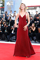 VENICE, ITALY - AUGUST 30: Eva Riccobono arrives at the 'Downsizing' premiere and Opening of the 74th Venice Film Festival at the Palazzo del Cinema on August 30, 2017 in Venice, Italy.  (Photo by John Rasimus) /MediaPunch ***FRANCE, SWEDEN, NORWAY, DENARK, FINLAND, USA, CZECH REPUBLIC, SOUTH AMERICA ONLY***