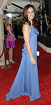 Amy Brenneman arriving at the 15th Annual Screen Actors Guild Awards held at the Shrine Auditorium Los Angeles, Ca. January 25, 2009. Fitzroy Barrett