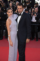 Sara Sampaio &amp; Oliver Ripley at the premiere for &quot;120 Beats per Minute&quot; at the 70th Festival de Cannes, Cannes, France. 20 May  2017<br /> Picture: Paul Smith/Featureflash/SilverHub 0208 004 5359 sales@silverhubmedia.com