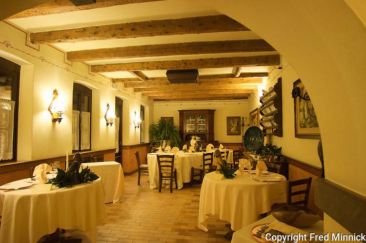 Josko E. Loredana Sirk owns and operates La Subida, a fine-dining restaurant in the Collio Gorizia area. He also makes the balsamic vinegar under the name Sirk Della Subida.