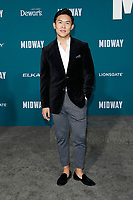 "LOS ANGELES - NOV 5:  Kenny Leu at the ""Midway"" Premiere at the Village Theater on November 5, 2019 in Westwood, CA"