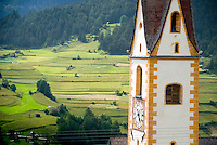 Tiroler Oberland, Tyrol, Austria, June 2009. The Village of Nauders on the Border with Italy. The Region of the Tyrolian Highlands offer many different options for outdoor adventures, leisure and relaxing. Photo by Frits Meyst/Adventure4ever.com