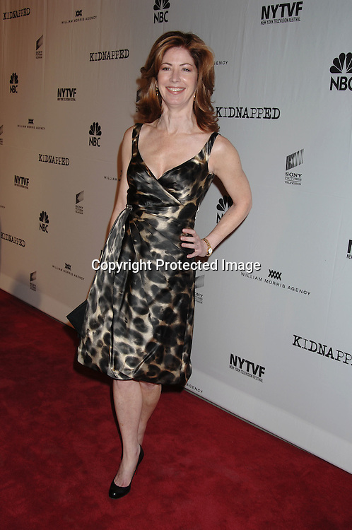 """Dana Delany..arriving at The New York Televison Festival opening night..screening of the NBC Drama """"Kidnapped"""" on ..September 12, 2006 at New World Stages in New York. ..Robin Platzer, Twin Images"""