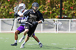 Orange, CA 05/16/15 - Colton Kissell (Colorado #18) in action during the 2015 MCLA Division I Championship game between Colorado and Grand Canyon, at Chapman University in Orange, California.