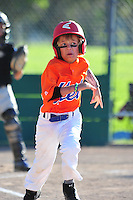 PNLL AA Mets action 2015. (Photo by AGP Photography)