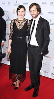 NEW YORK, NY November 21:Christiane Paul, Florian Stetter at 2016 International Emmy Awards  at the New York Hilton in New York City.November 21, 2016. Credit:RW/MediaPunch