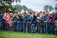 The usual massive crowds during the Cross Country for the CCIO4*-L FEI Nations Cup Eventing. 2019 Military Boekelo-Enschede International Horse Trials. Saturday 12 October. Copyright Photo: Libby Law Photography