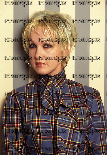 CYNDI LAUPER - 1996.  Photo credit: George Bodnar Archive/IconicPix