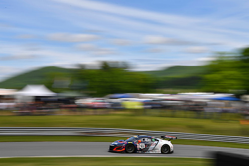 Pirelli World Challenge<br /> Grand Prix of Lime Rock Park<br /> Lime Rock Park, Lakeville, CT USA<br /> Saturday 27 May 2017<br /> Peter Kox / Mark Wilkins<br /> World Copyright: Richard Dole/LAT Images<br /> ref: Digital Image RD_LMP_PWC_17182