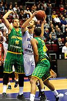 GRONINGEN - Basketbal , Donar - Petrolina AEK, Europe Cup, seizoen 2018-2019, 30-01-2019,  Donar speler Shane Hammink
