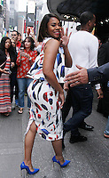 NEW YORK, NY-September 05: Regina Hall, at Good Morning America to talk about new movie When the Bough Breaks in New York. NY September 05, 2016. Credit:RW/MediaPunch
