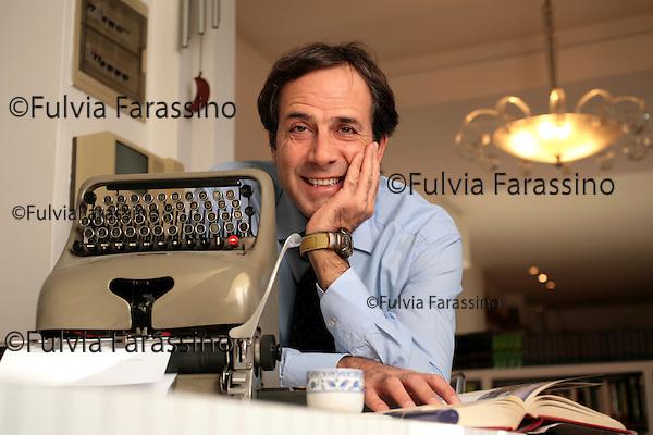 Milano, 24 novembre 2005.Antonio D\'Orrico