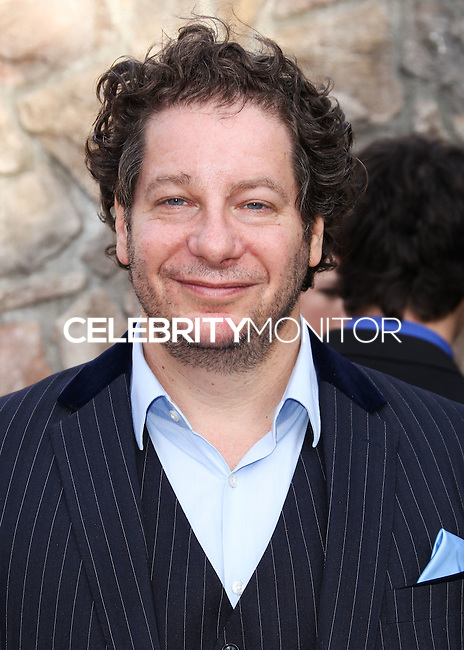 BURBANK, CA, USA - JUNE 26: Comedian Jeffrey Ross arrives at the 40th Annual Saturn Awards held at The Castaway on June 26, 2014 in Burbank, California, United States. (Photo by Xavier Collin/Celebrity Monitor)