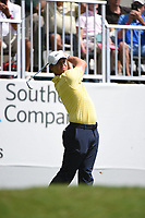 Rory McIlroy (NIR) during the second round of The Tour Championship, East Lake Golf Club, Atlanta, Georgia, USA. 22/08/2019.<br /> Picture Ken Murray / Golffile.ie<br /> <br /> All photo usage must carry mandatory copyright credit (© Golffile | Ken Murray)