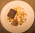 Entree, Arbutus Restaurant, London, England