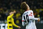 10.02.2018, Signal Iduna Park, Dortmund, GER, 1.FBL, Borussia Dortmund vs Hamburger SV, <br /> <br /> im Bild | picture shows:<br /> Jann-Fiete Arp (Hamburger SV #40) im Abseits, <br /> <br /> <br /> Foto &copy; nordphoto / Rauch