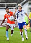 Women's EURO 2009 in Finland.Netherlands-Finland, 08262009, Helsinki Olympic Stadium