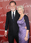 Helen Mirren Hackford & Taylor Hackford attends the 2011 Palm Springs International Film Festival Awards Gala held at The Palm Springs Convention Center in Palm Springs, California on January 08,2011                                                                               © 2010 Hollywood Press Agency