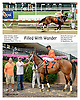 Filled With Wonder winning at Delaware Park on 7/21/14