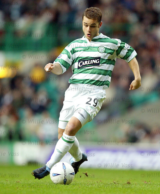 Shaun Maloney, Celtic.pic willie vass
