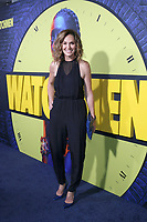 LOS ANGELES - OCT 14:  Amy Brenneman at the HBO's Watchman Premiere Screening at the Cinerama Dome on October 14, 2019 in Los Angeles, CA