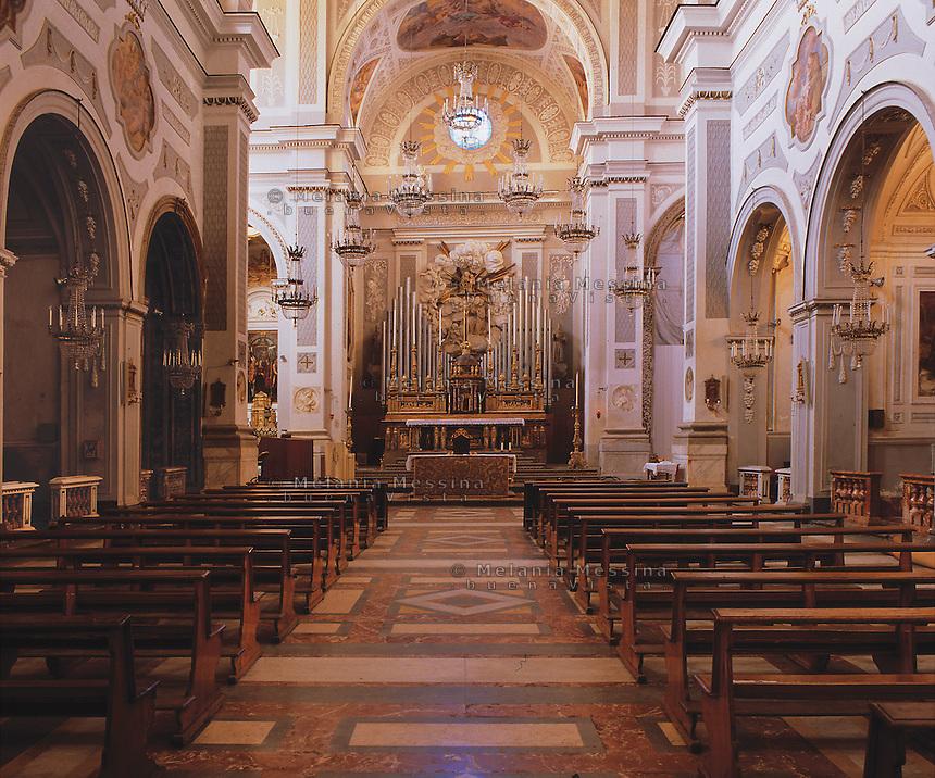 Palermo, S. Maria degli Angeli church, la Gancia.<br /> Palermo, chiesa di Santa Maria degli Angeli.